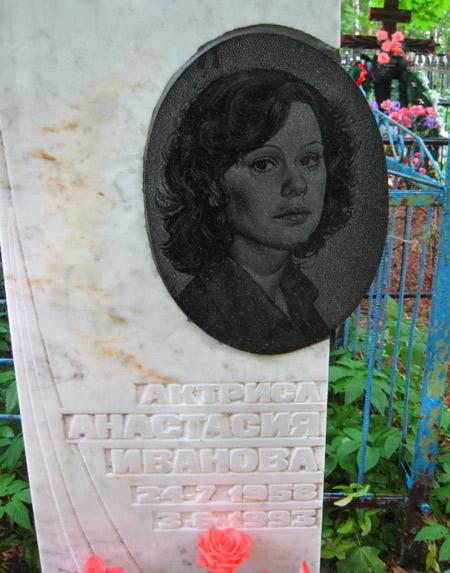 Анастасия Иванова - 25 Декабря 2013 - Сайт ПАМЯТИ УШЕДШИХ.
